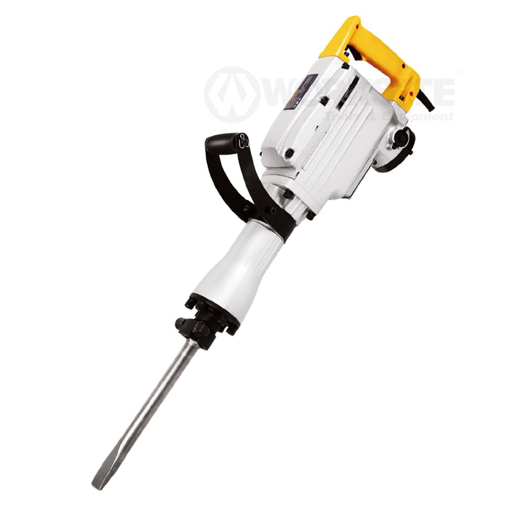 Demolition Hammer 45J,ERH128-C,1500W,Hex Shank