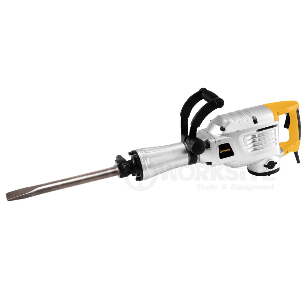 Demolition Hammer 75J,ERH130,1800W,Hex Shank