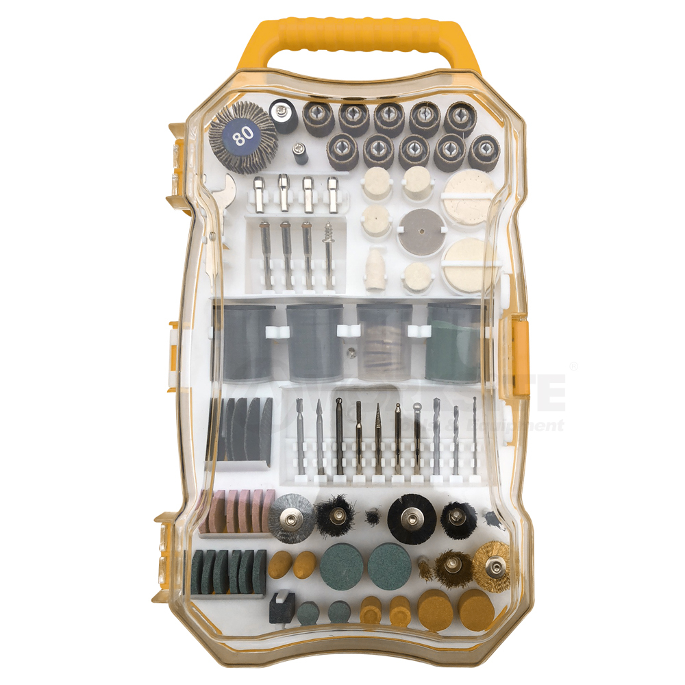 208PCS Rotary Tool Accessories