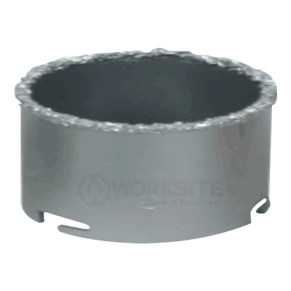 Carbide Gritted Hole Saw