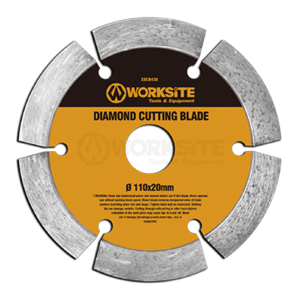 Diamond Cutting Blade, Worksite Power Tools Accessories