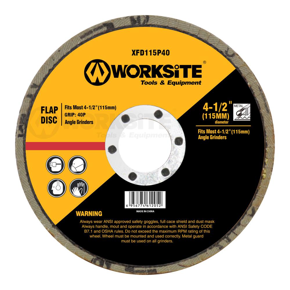 Safety Grinder Flap Disc Wholesale