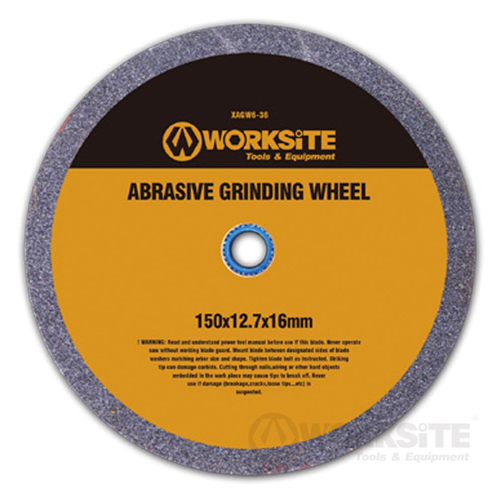 WORKSITE custom grinding wheel manufacturer for carpenter-1