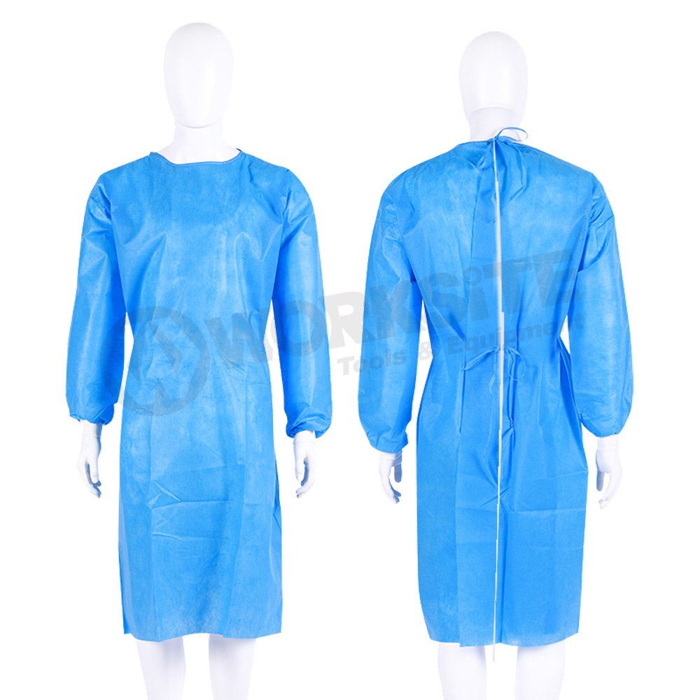 Disposable Protective Suit, WPS003, Non-woven Fabric, Weght: 55 G/sqm