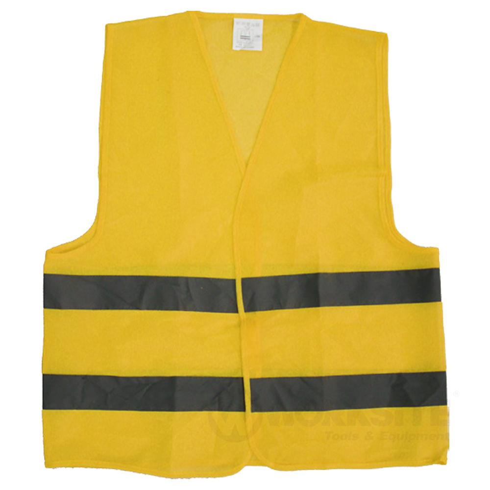 Reflection Vest, WT9324, Jacket Safety Vest with Reflective Tape