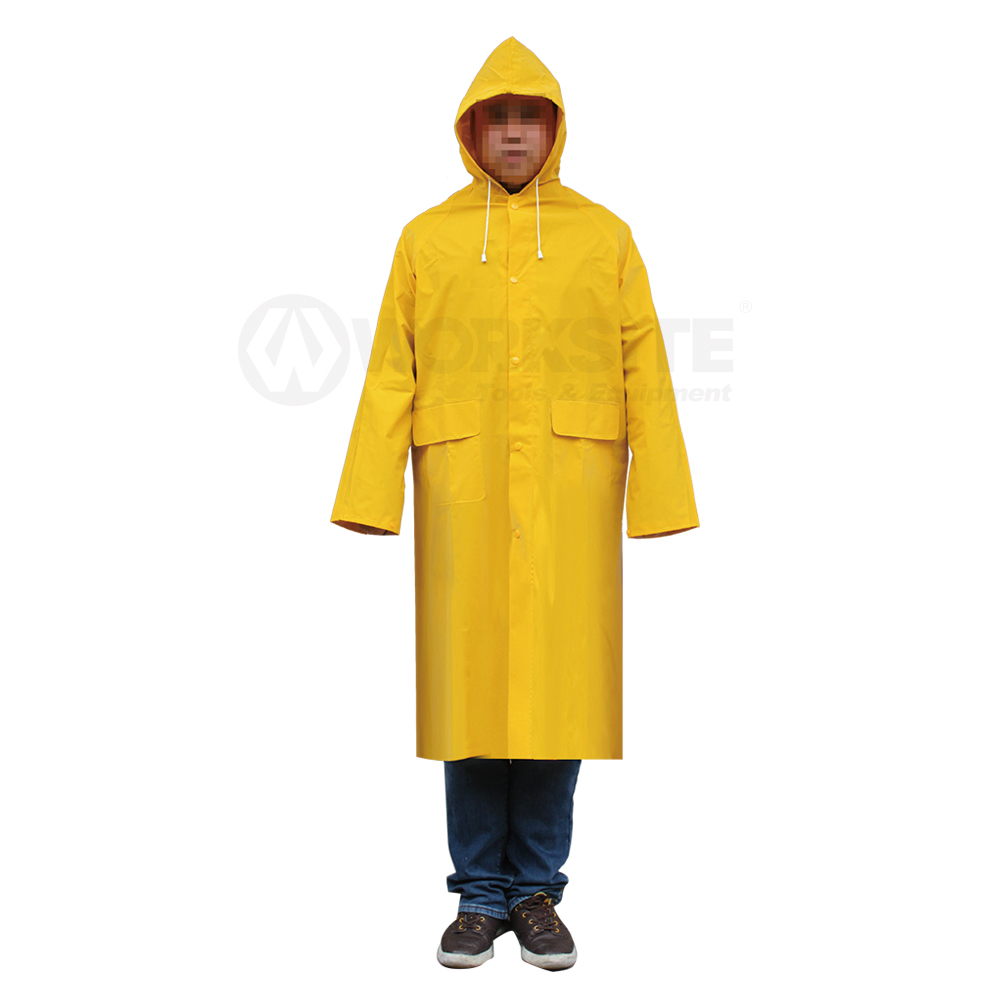 Rain Coat, WT8200, WT8202,PCV+Polyester