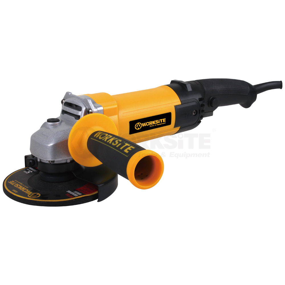 125mm Angle Grinder, AG588, 1200W, 110V, 50/60Hz, Professional level