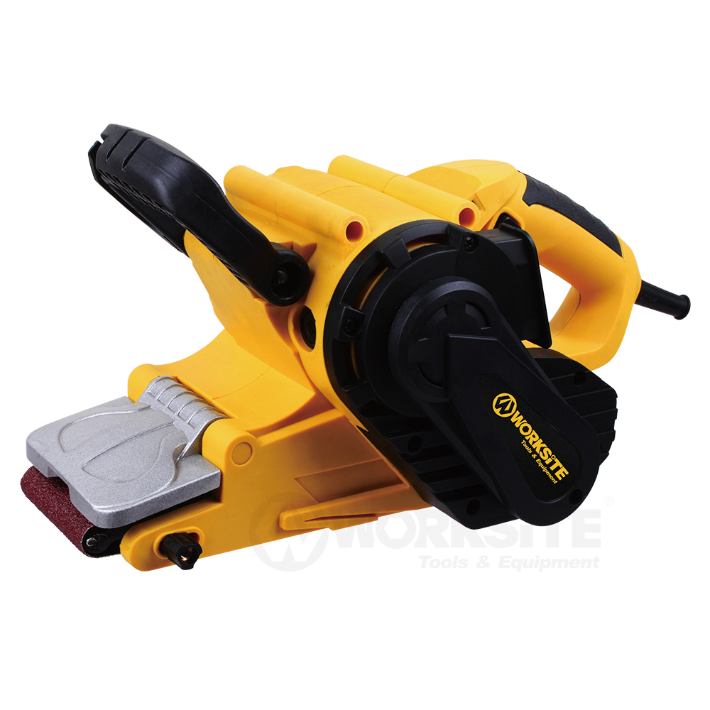 Portable Belt Sander, BSD134, 1010W, 110V,  Compact, Lightweight, Dust bag, EU standard