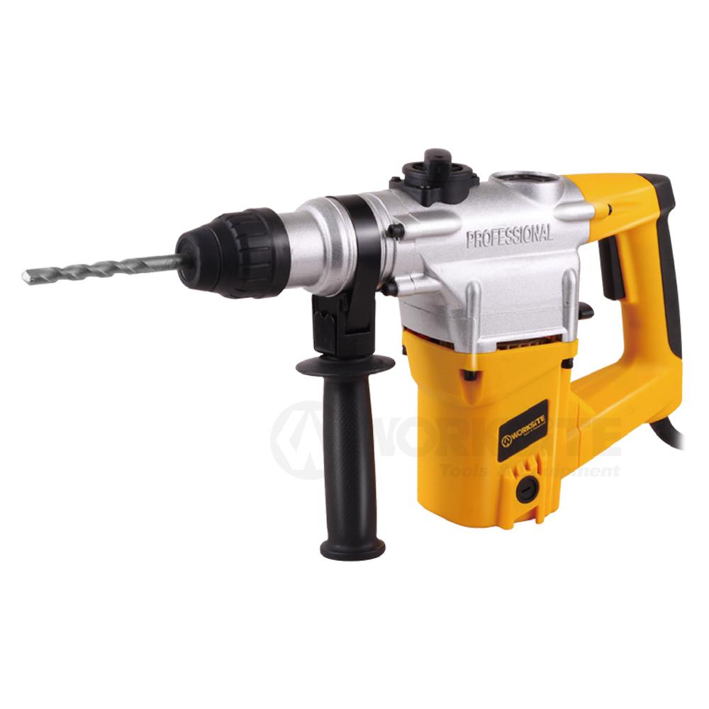 26mm Rotary Hammer, ERH115,  1050W, 110V, SDS