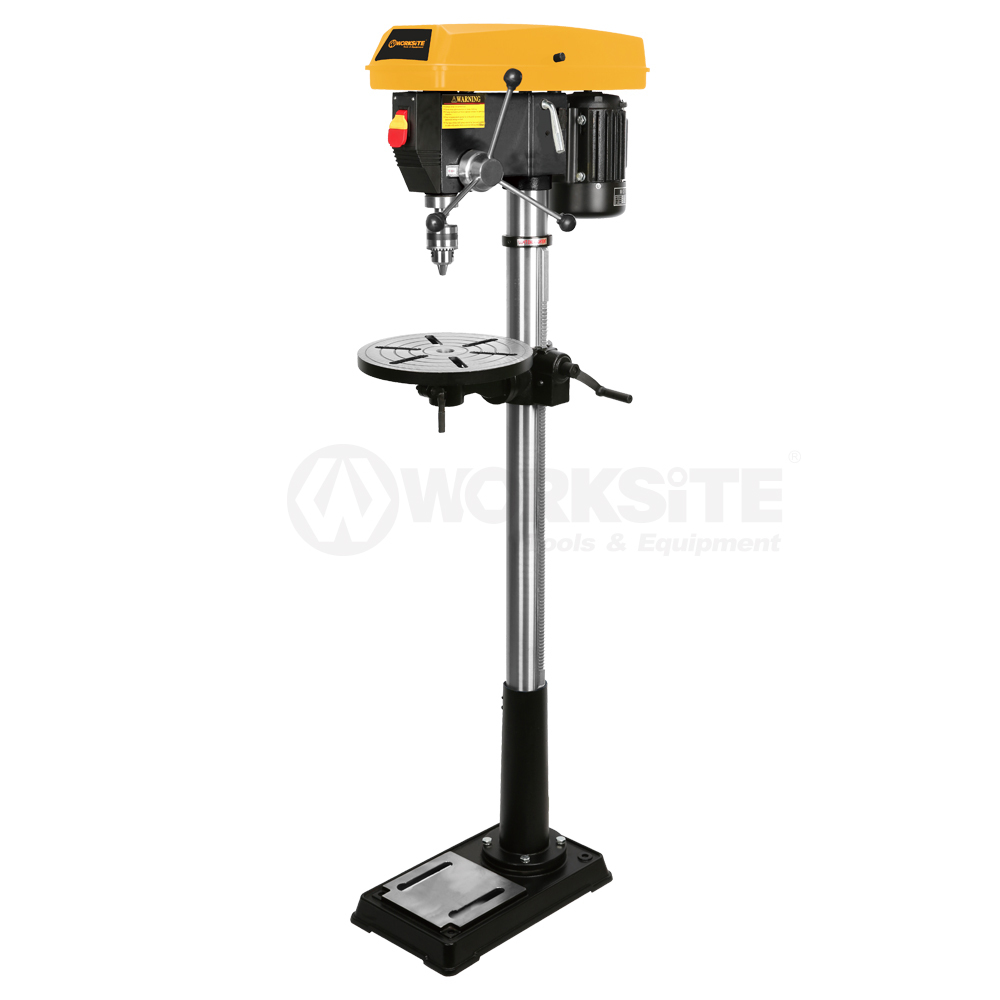 Drill Press​, DPR106, 550W, 110V, 16mm, 16 speed, Solid steel,  Professional Level