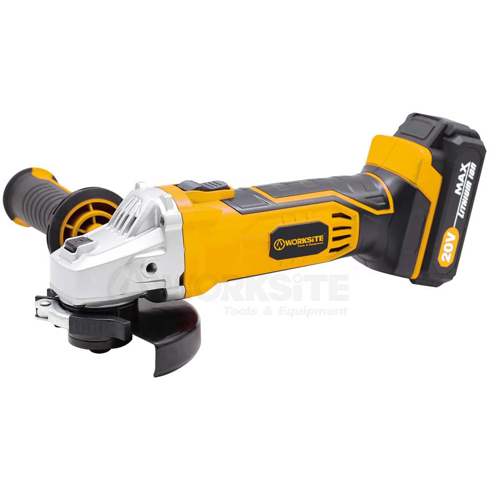 115mm Cordless Angle Grinder CAG326   W/ 4.0ah Battery