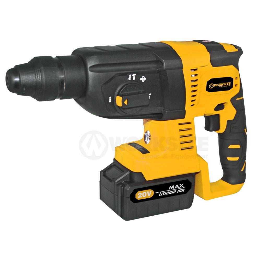 Brushless Cordless Rotary Hammer CRH326 For Home Use