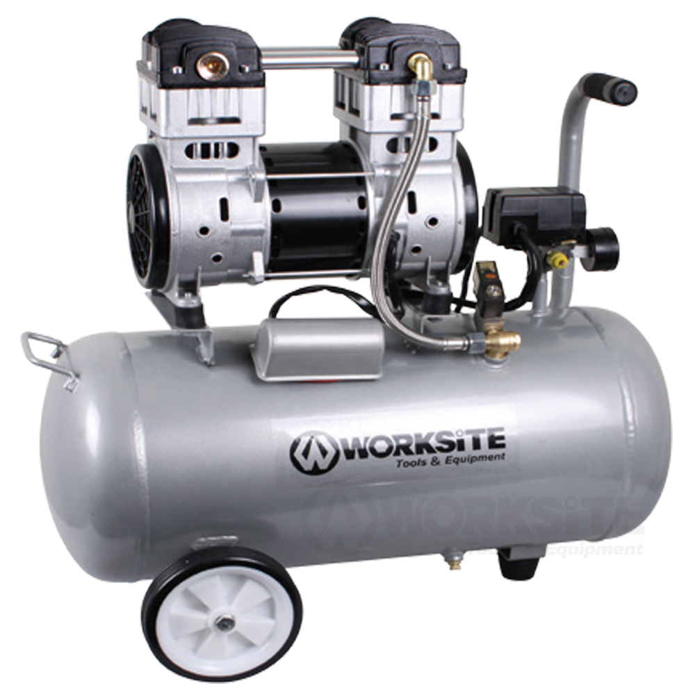 40L Ultra-quiet Air Compressor,  ACP303, 1.0HP, 85-125PSI