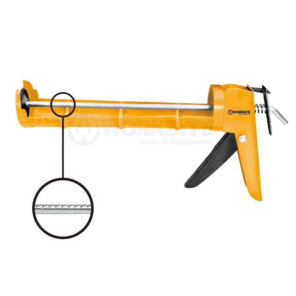 Standard Caulking Gun, WT9025, 9''