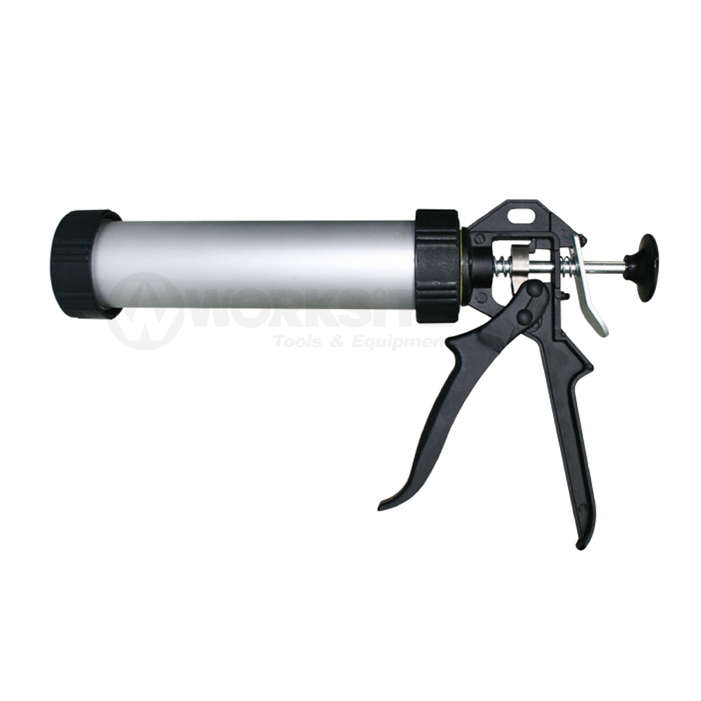 Almuium Caulking Gun, WT9143, 230MM