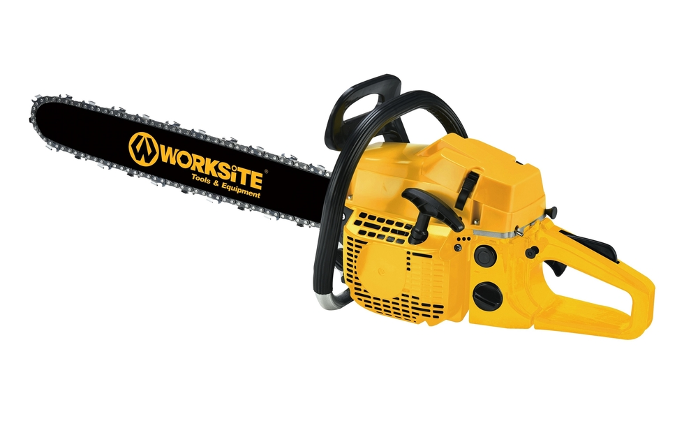 58CC Gasoline Chain Saw, 3200RPM, GCS124