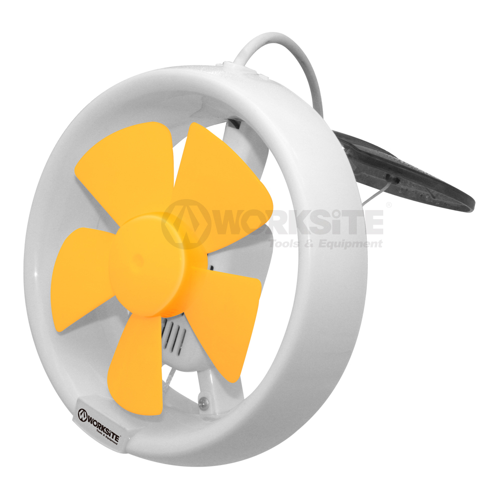 6'' Exhaust Fan, 15W, 210m³/h, WEF1506