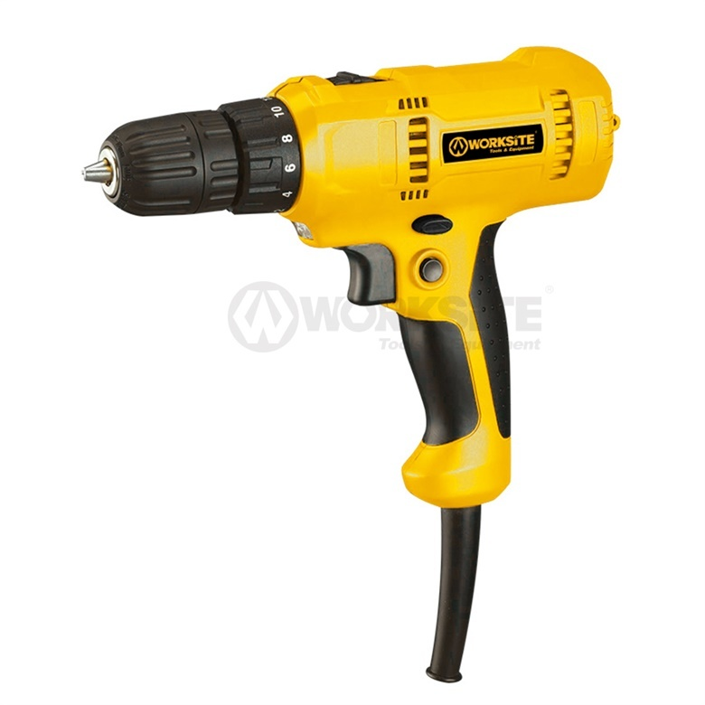 10MM Electric Drill, 0~480RPM/ 0~1800RPM, ED206