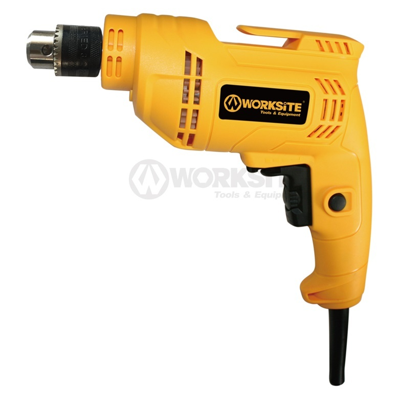 6.5MM Electric Drill, 450W, For Steel/Wood, ED192-1