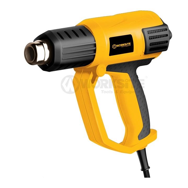 Heat Gun, I:50℃ II:450℃ III:600℃, 2000W, HTG190