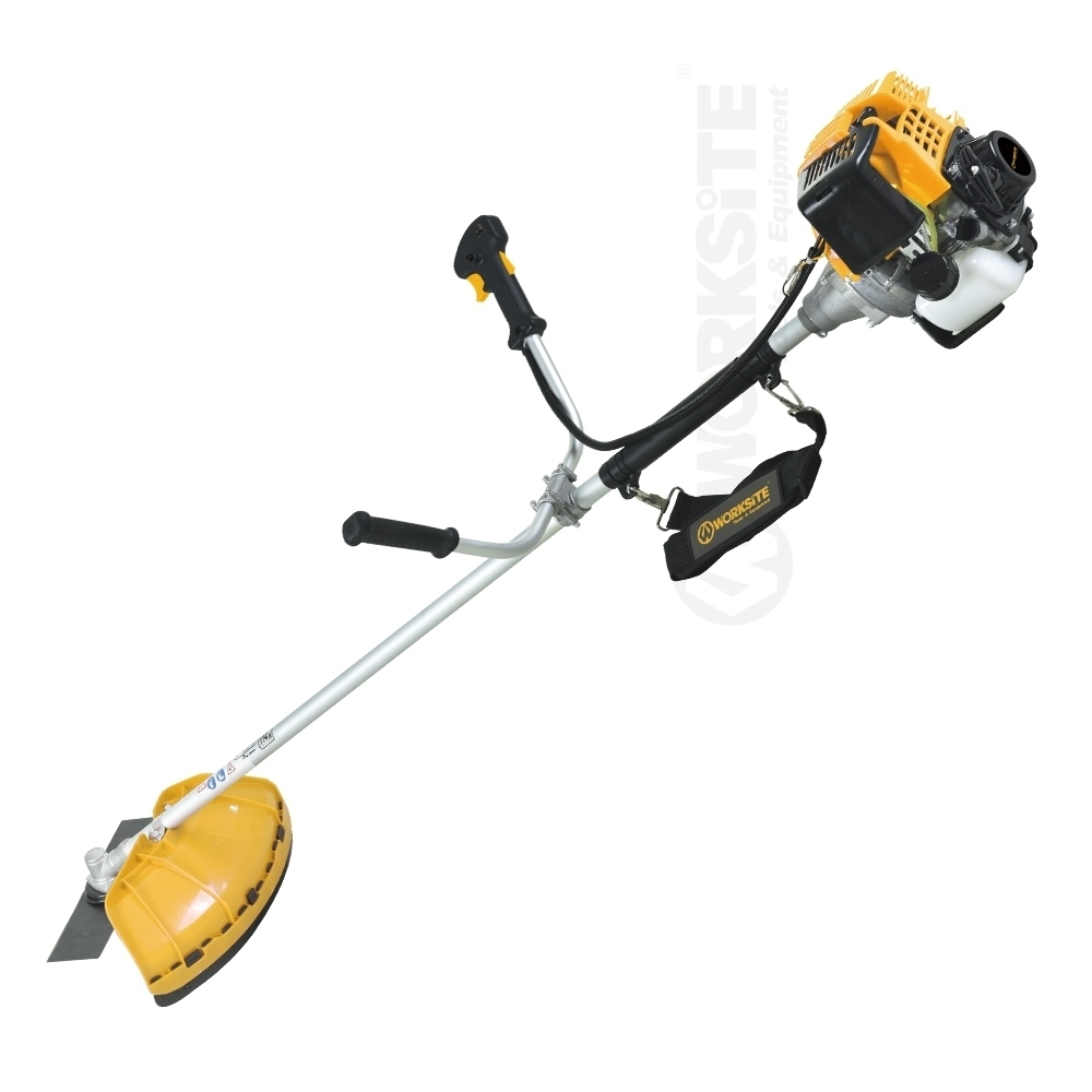 31cc Four Stroke Brush Cutter, CG117, 1.0L,260mm Cutting Width, 150cm Drive Shaft, Air-cooled Engine