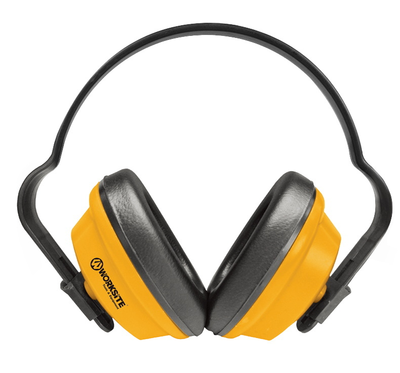 Ear Muff, WT9338, Interceptor Protective Safety Earmuff