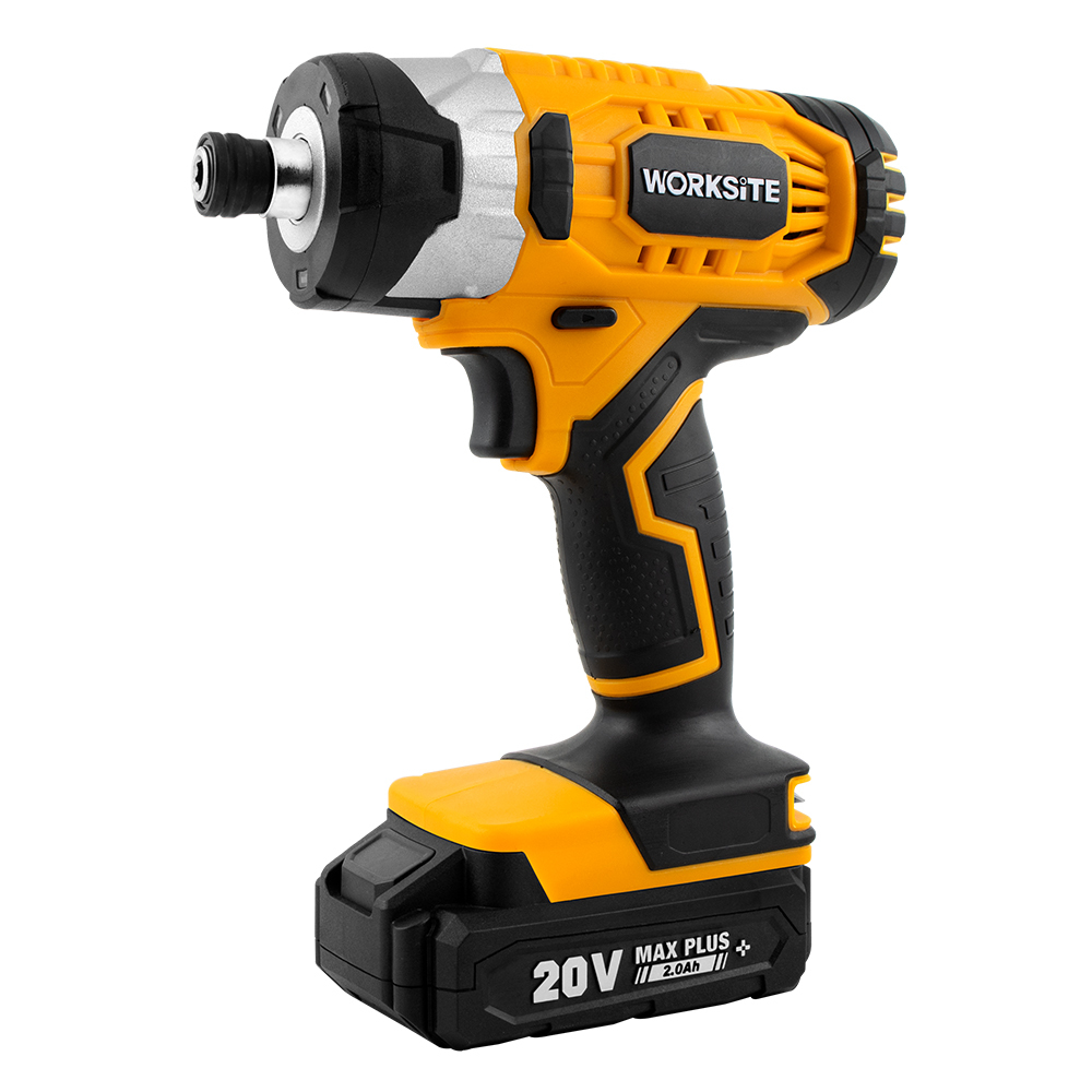Compact Cordless Impact Driver 20V Max Voltage CIS326A