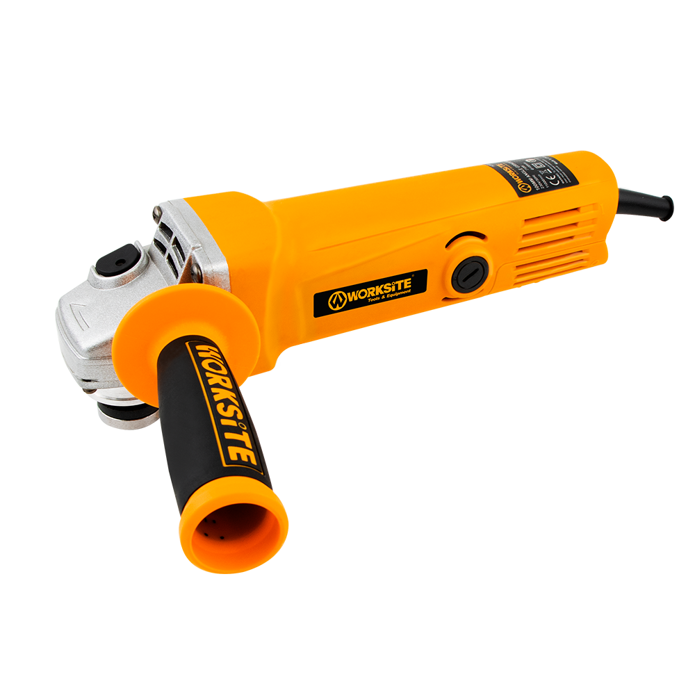 100mm Angle Grinder, AG523, 710W, 220-230V, 50/60Hz, Professional level