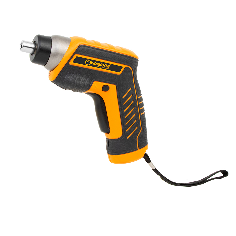 Battery Power Screwdriver Compact Cordless Drill, CSD366 Screwdriver Mini 4V Li-ion Cordless Screwdriver Tools