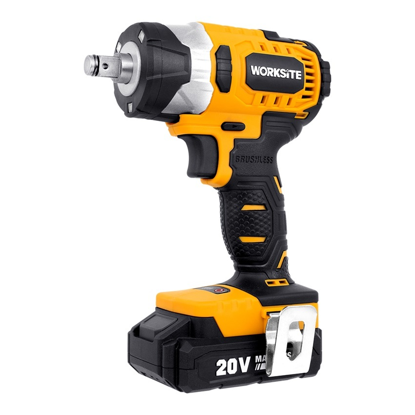 Power Impact Wrench Electric Battery Tools 3 Speed 20V Brushless Impact Wrench Cordless CIS320B
