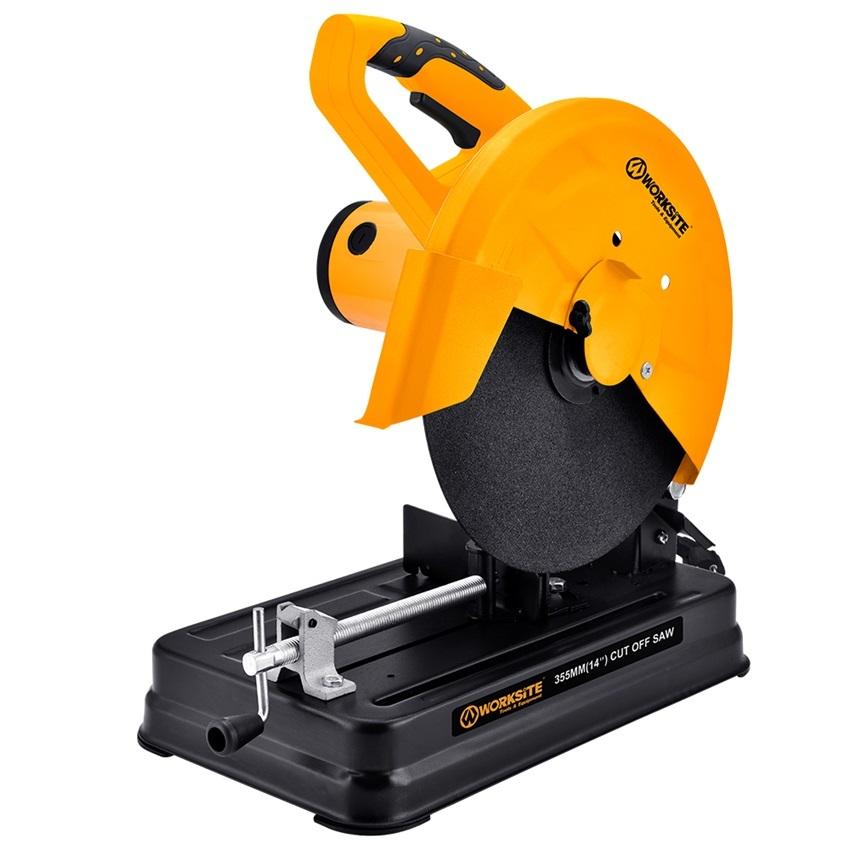 Mini Cut Off Saw Machine Wood Cut Off Saw Power Saws 2500W Electric Cut Off Saw 355mm COS109