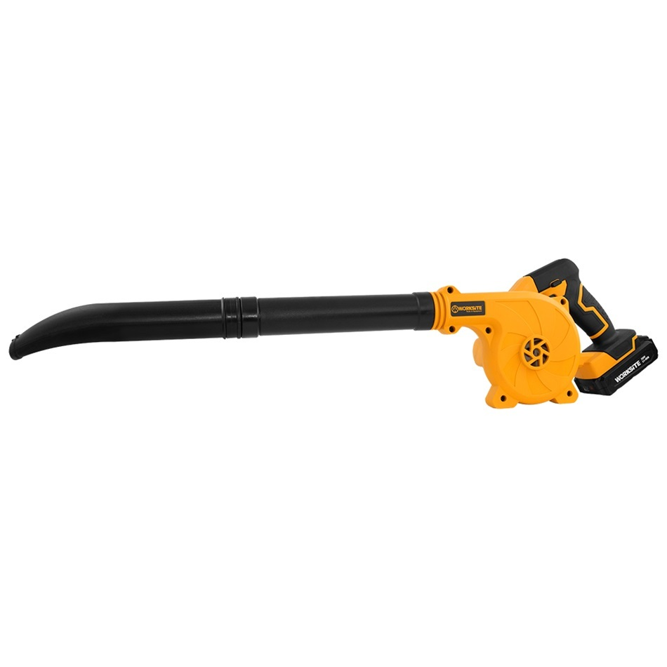 20V Cordless Jobsite Blower, CVB326, 2.0AH Battery and FAST Charger