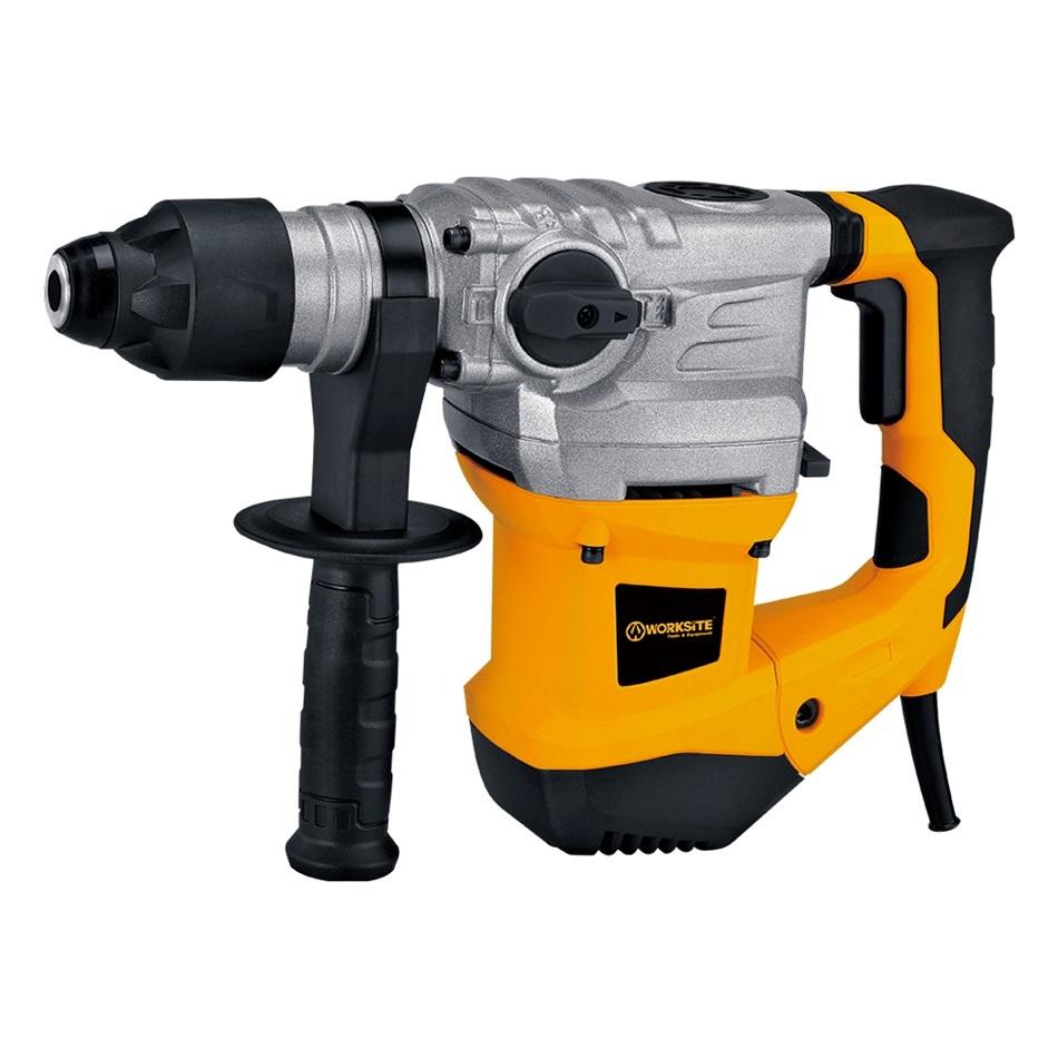 Rotary Hammer Machine Power Hammer Tools Cordless Rotary Hammer Drill 1500W Electric Rotary Hammer ERH204