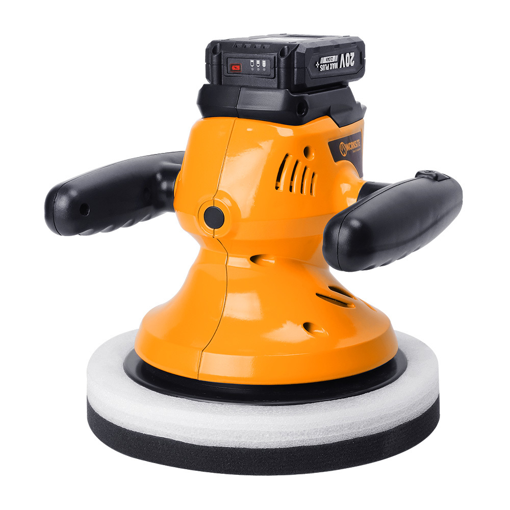 20V Cordless Wax Polisher, CWP110, 2.0AH Battery and FAST Charger