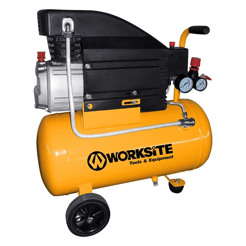 2/2.5HP Air Compressor, ACP128,  Tank 25/50L, Induction Motor,  85-125PSI, Thermal Overload Protection
