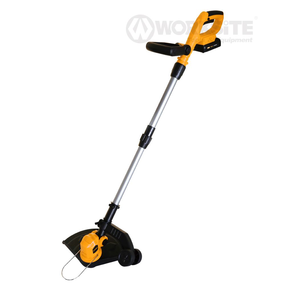 WORKSITE 20V Cordless String Trimmer, CGT220, 4.0AH Battery and FAST Charger