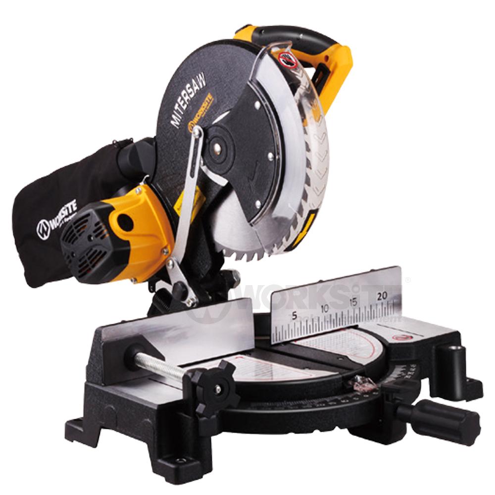 WORKSITE 255mm(10'') Miter Saw CMS236, 1800W 6000/min