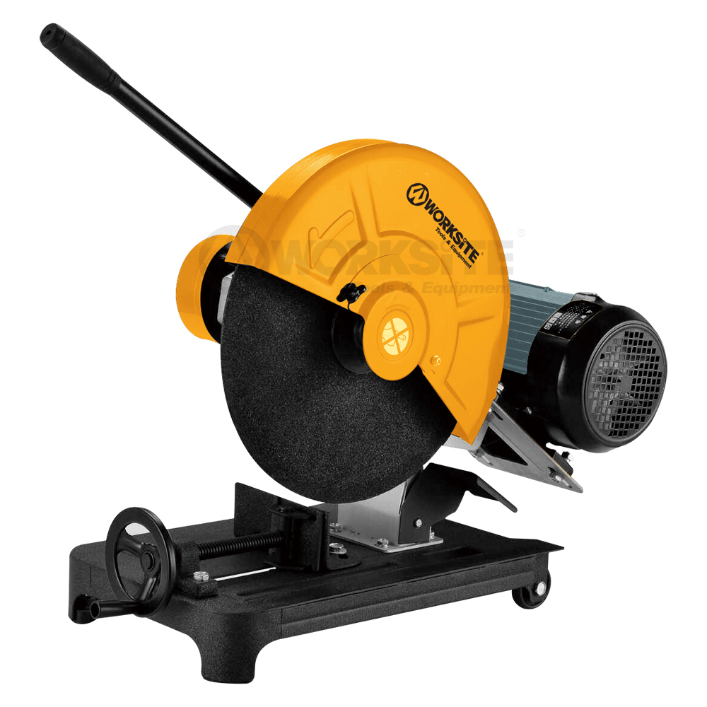 WORKSITE 400mm Cut Off Saw, COS114, 3000W, 110V,  Adjustable Fence 45° Left / Right, Heavy-duty, Industrial level