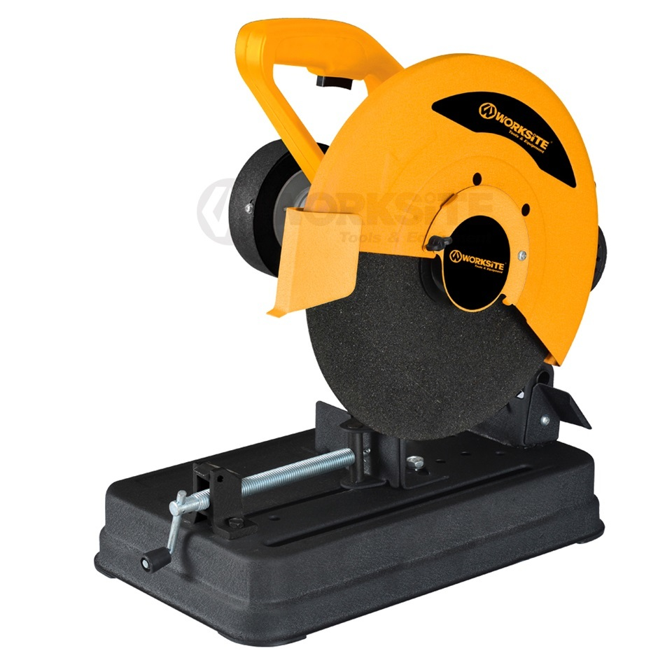 WORKSITE 355mm Cut Off Saw,COS209,2200W,Heavy-duty,Adjustable Fence 45° Left/Right
