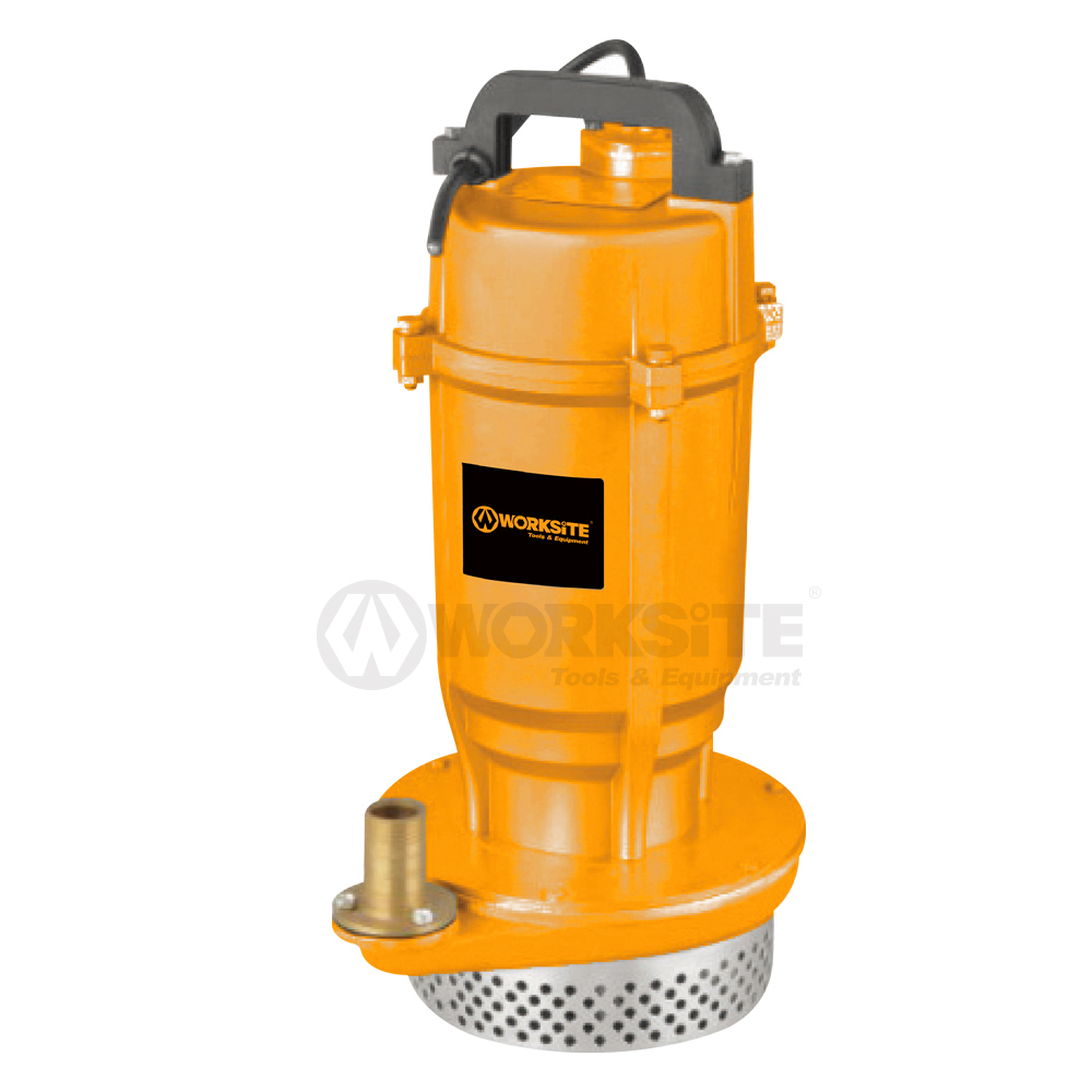 WORKSITE Clean Submersible Pump, CSP370/ 550/ 750