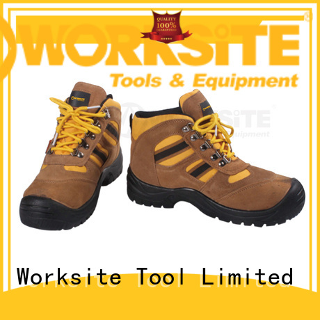WORKSITE custom safety shoes factory for homeowners