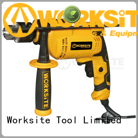 WORKSITE variable speed drill manufacturer for retailer