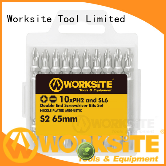 WORKSITE best-selling tool accessories manufacturer for homeowners