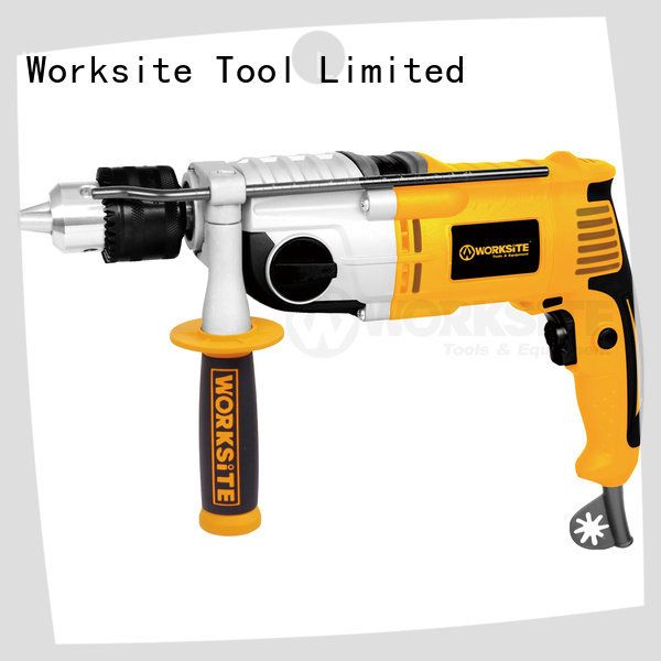 WORKSITE battery drill factory for carpenter