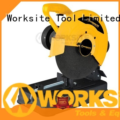 WORKSITE innovative dual bevel miter saw factory for retailing