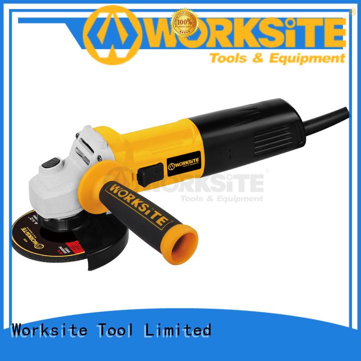 WORKSITE 230mm angle grinder supplier for distribution