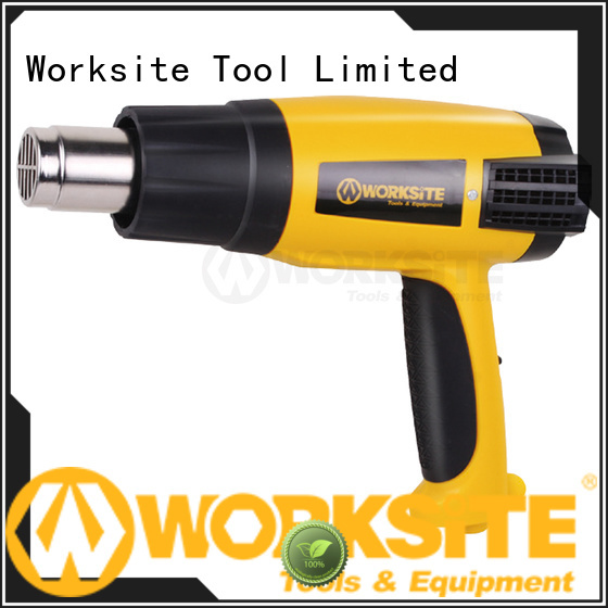 WORKSITE heat gun manufacturer for trader