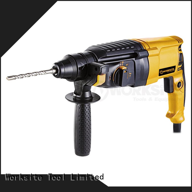 WORKSITE standard cheap hammer drill factory for b2c