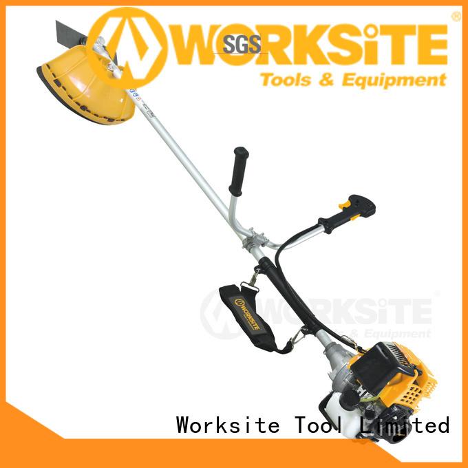 WORKSITE high quality 4 stroke brush cutter provider for farmer