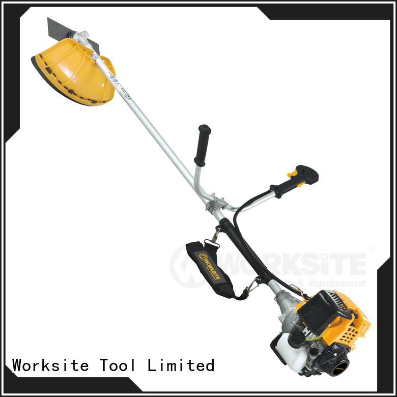 WORKSITE 4 stroke brush cutter provider for farmer